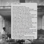 """""""Grandma's House"""" a poem by #WVPoetrygirl"""