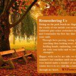 Poem - Remembering Us