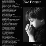 Poem by #WVPoetrygirl - The Prayer